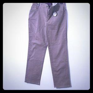 BRAND NEW KHAKI WOMEN  LONG PANTS